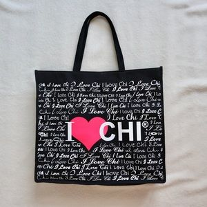 Handbags - Exclusive Hair Care I ❤️ Chi Bag